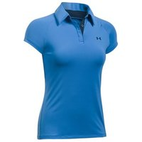 Under Armour Ladies Zinger UPF SS Polo Shirt