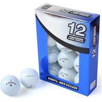 Callaway HEX Chrome Pearl Grade Lake Balls (12 Balls)