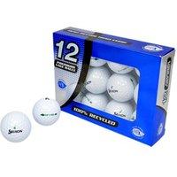 Srixon Soft Feel Pearl Grade Lake Balls (12 Balls)