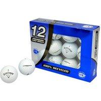 Callaway Warbird Pearl Grade Lake Balls (12 Balls)