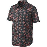 Oakley Mens Breakwall Short Sleeve Woven Shirt