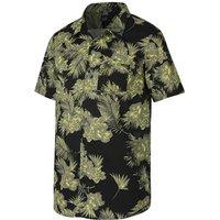 Oakley Mens Print Short Sleeve Woven Shirt