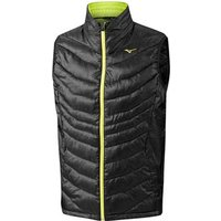 Mizuno Mens Breath Thermo Full Zip Gilet