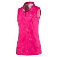 Puma Ladies Bloom Sleeveless Polo Shirt