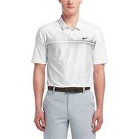 Nike Mens TW VL Max Hypercool Print Polo Shirt