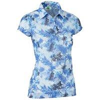 Daily Sports Ladies Renata Cap Sleeve Polo Shirt