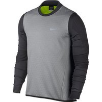 Nike Mens Tech Sphere Knit Crew Pullover