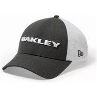 Oakley Mens Heather New Era Snap Back Cap