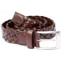 Stromberg Woven Leather Belt