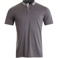 Calvin Klein Mens Madison Tech Polo Shirt