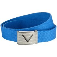 Callaway Mens Cut-to-Fit Solid Webbed Belt