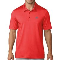 Adidas Mens Ultimate 365 Solid Polo Shirt (Logo on Chest)