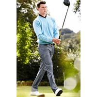 Stromberg Mens Belas Funky Golf Trouser