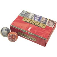 Currency Golf Balls (6 Balls)