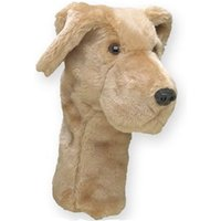 Daphnes Yellow Labrador Headcover