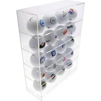 Acrylic 20 Golf Ball Display Unit