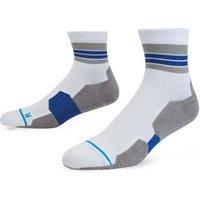 Stance Mens Check Quarter Socks