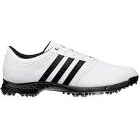 Adidas Mens Golflite 5 WD Golf Shoes (White/ Black) 15