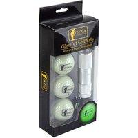 On Par Glow UV Golf Ball Gift Set