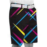 Royal And Awesome Par Tee Golf Shorts