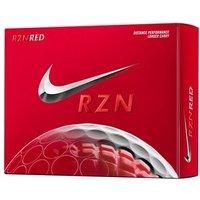 Nike RZN Red Golf Balls (12 Balls)