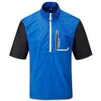 Stuburt Mens Sport Cyclone Short Sleeve WindShirt