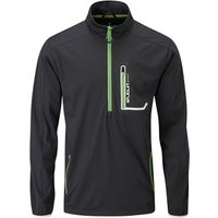 Stuburt Mens Cyclone Half Zip Softshell Jacket