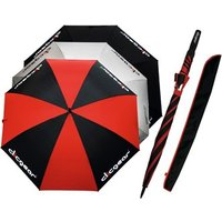 Clicgear UV 68 Inch Dual Canopy Golf Umbrella