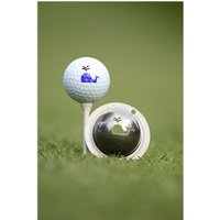 Tin Cup Ball Marker - Moby