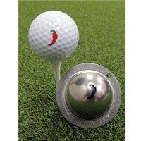 Tin Cup Ball Marker - Peppah