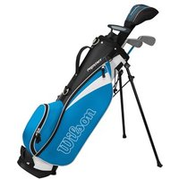 Wilson Junior Prostaff HDX Blue Golf Package Set (5-8 Years)