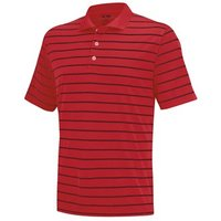 Adidas Mens Two-Colour Stripe Polo Shirt