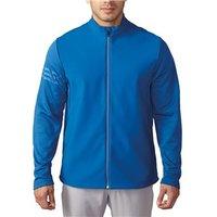 Adidas Mens ClimaWarm Hybrid Heathered Jacket