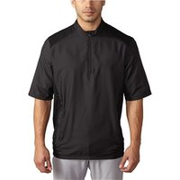 Adidas Mens Club Wind Short Sleeve Jacket