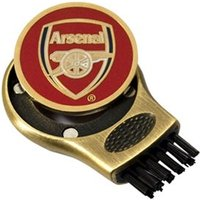 Arsenal Gruve Brush and Ball Marker
