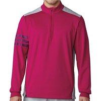 Adidas Mens Competition Quarter Zip Pullover
