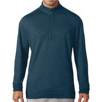 Adidas Mens Wool Quarter Zip Pullover