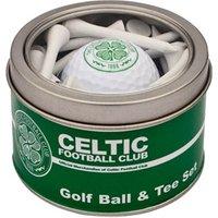 Celtic Golf Ball And Tee Set