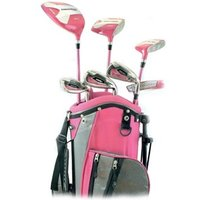 Longridge Girls Challenger Tour Golf Package Set (13-16 Years)