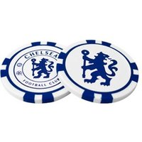 Chelsea Poker Chip Ball Marker Set