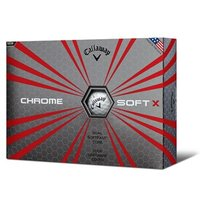 Callaway Chrome Soft X Golf Balls (12 Balls) 2017
