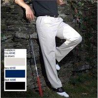 Stromberg Mens Classic Easy Care Golf Trouser