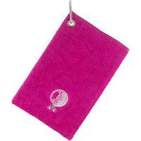 Bag Towel with Carabiner