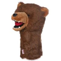 Daphnes Grizzly Bear Headcover