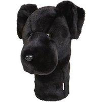 Daphnes Black Labrador Headcover