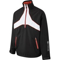 Sunderland Mens Dolphin Fluke Waterproof Half Zip Jacket