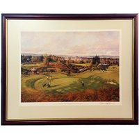 Donald Shearer - Golf Series Prints