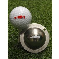 Tin Cup Ball Marker - Drive for Show