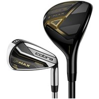 Cobra F-Max Hybrid Combo Set (Steel/Graphite Shaft)