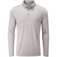 Ping Collection Mens Flynn Long Sleeve Polo Shirt